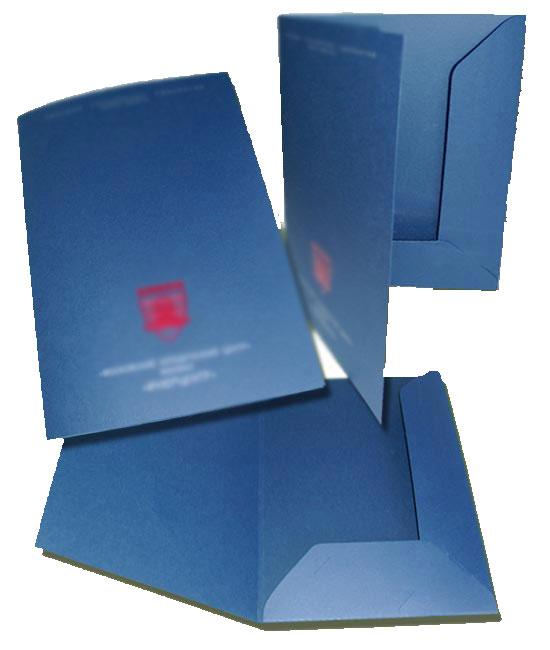 картонные папки с логотипом